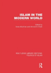 Обложка книги  - Islam in the Modern World (RLE Politics of Islam)