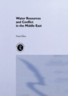 Обложка книги  - Water Resources and Conflict in the Middle East