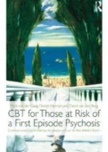 Обложка книги  - CBT for Those at Risk of a First Episode Psychosis