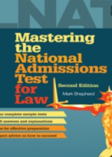 Обложка книги  - Mastering the National Admissions Test for Law