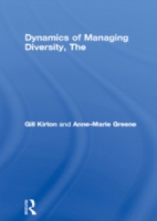 Обложка книги  - Dynamics of Managing Diversity, The
