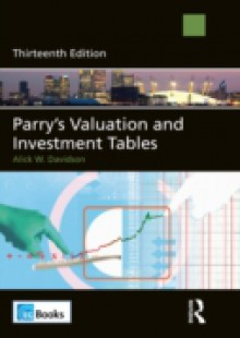 Обложка книги  - Parry's Valuation and Investment Tables