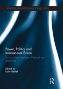 Обложка книги  - Power, Politics and International Events.