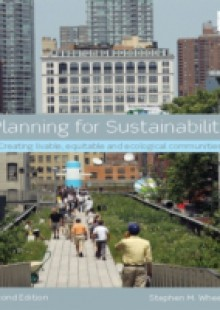 Обложка книги  - Planning for Sustainability