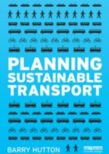 Обложка книги  - Planning Sustainable Transport