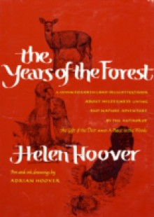 Обложка книги  - YEARS OF THE FOREST