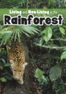 Обложка книги  - Living and Non-living in the Rainforest