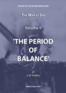 Обложка книги  - War at Sea Volume II The Period of Balance