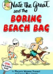 Обложка книги  - Nate the Great and the Boring Beach Bag