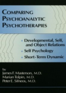 Обложка книги  - Comparing Psychoanalytic Psychotherapies: Development