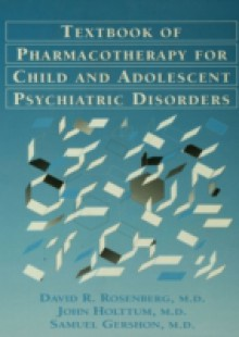 Обложка книги  - Pocket Guide For The Textbook Of Pharmacotherapy For Child And Adolescent psychiatric disorders