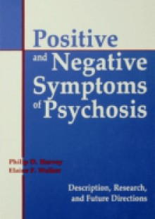Обложка книги  - Positive and Negative Symptoms in Psychosis