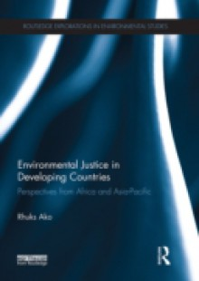 Обложка книги  - Environmental Justice in Developing Countries