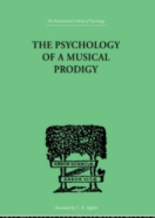Обложка книги  - Psychology of a Musical Prodigy