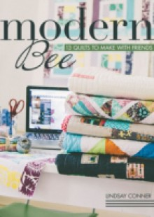 Обложка книги  - Modern Bee-13 Quilts to Make with Friends