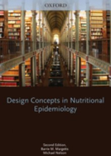 Обложка книги  - Design Concepts in Nutritional Epidemiology