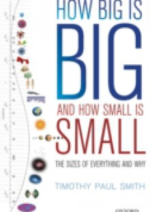 Обложка книги  - How Big is Big and How Small is Small: The Sizes of Everything and Why
