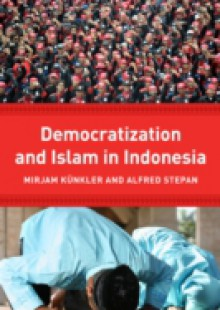 Обложка книги  - Democracy and Islam in Indonesia