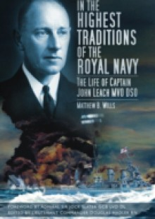 Обложка книги  - In the Highest Traditions of the Royal Navy