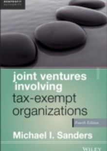 Обложка книги  - Joint Ventures Involving Tax-Exempt Organizations