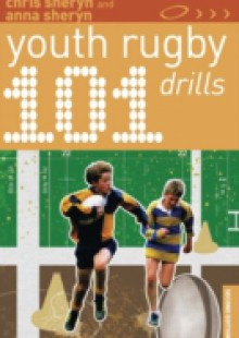 Обложка книги  - 101 Youth Rugby Drills