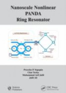 Обложка книги  - Nanoscale Nonlinear PANDA Ring Resonator
