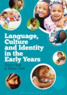 Обложка книги  - Language, Culture and Identity in the Early Years