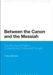 Обложка книги  - Between the Canon and the Messiah
