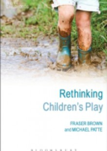 Обложка книги  - Rethinking Children's Play