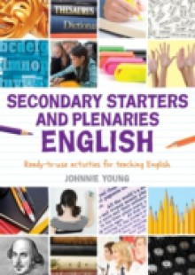 Обложка книги  - Secondary Starters and Plenaries: English