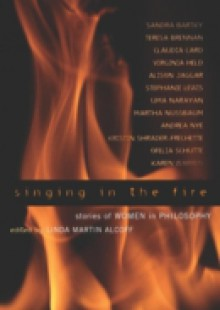 Обложка книги  - Singing in the Fire