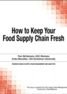 Обложка книги  - How to Keep Your Food Supply Chain Fresh