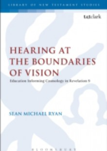 Обложка книги  - Hearing at the Boundaries of Vision