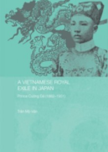 Обложка книги  - Vietnamese Royal Exile in Japan
