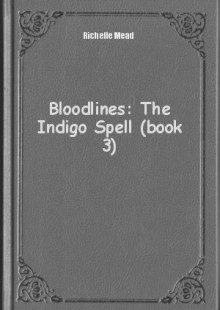 Обложка книги  - Bloodlines: The Indigo Spell (book 3)