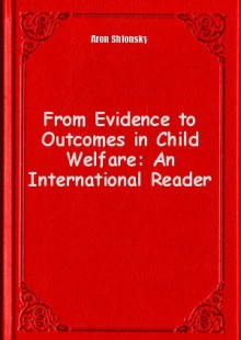 Обложка книги  - From Evidence to Outcomes in Child Welfare: An International Reader