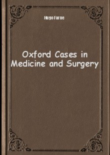 Обложка книги  - Oxford Cases in Medicine and Surgery