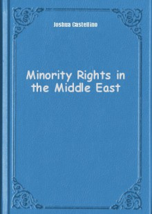 Обложка книги  - Minority Rights in the Middle East