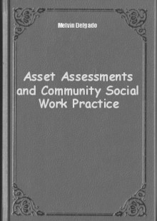 Обложка книги  - Asset Assessments and Community Social Work Practice