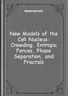 Обложка книги  - New Models of the Cell Nucleus: Crowding, Entropic Forces, Phase Separation, and Fractals