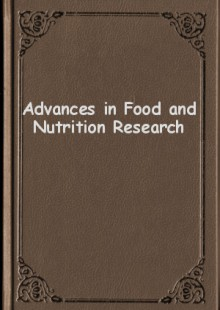Обложка книги  - Advances in Food and Nutrition Research