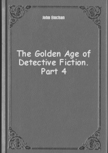 Обложка книги  - The Golden Age of Detective Fiction. Part 4