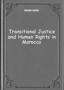 Обложка книги  - Transitional Justice and Human Rights in Morocco
