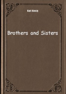 Обложка книги  - Brothers and Sisters