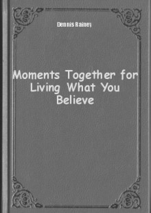 Обложка книги  - Moments Together for Living What You Believe
