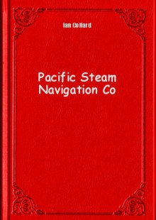 Обложка книги  - Pacific Steam Navigation Co