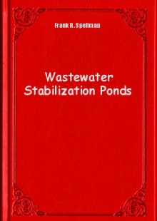 Обложка книги  - Wastewater Stabilization Ponds