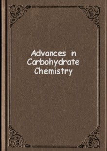 Обложка книги  - Advances in Carbohydrate Chemistry