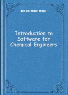Обложка книги  - Introduction to Software for Chemical Engineers