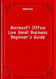 Обложка книги  - Microsoft Office Live Small Business Beginner's Guide